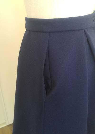 Cosplay Pockets Skirt