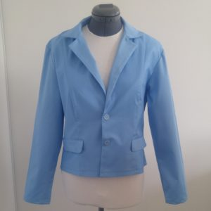 Fitted Jacket Blazer