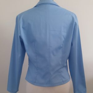 Fitted Jacket Blazer